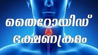 തൈറോയിഡ്  ഭക്ഷണക്രമം, Thyroid Diet | Dr  Nazarulla | Arogyavicharam | Tv Live Asia