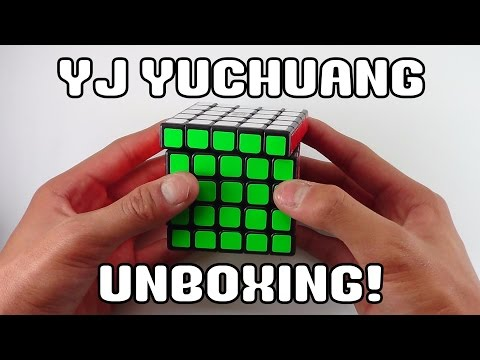 YJ Yuchuang Unboxing! (It's practically a 12 dollar Huachuang)