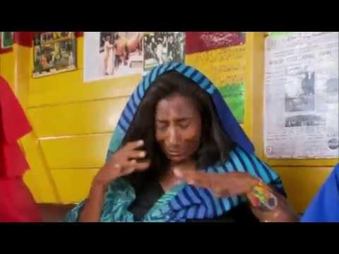 Glória Maria fumando Maconha na Jamaica