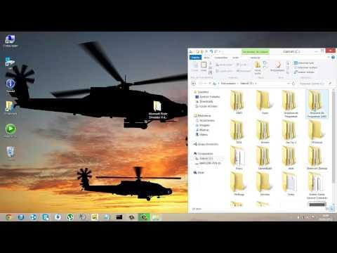 Tutorial - Como Instalar O Flight Simulator X Deluxe SP1