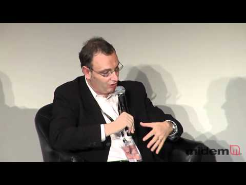 MIDEM 2010 | Conversation with David Renzer, Universal Music Publishing Group