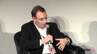 MIDEM 2010 | Conversation with David Renzer, Universal Music Publishing Group