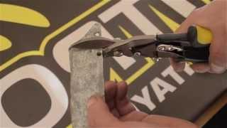 Ножницы по металлу от