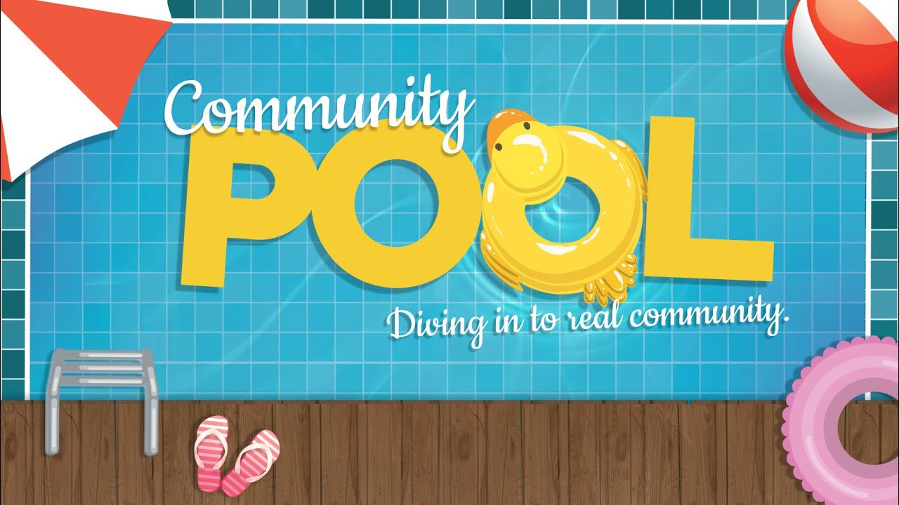 Community Pool Week 5: Adult Swim