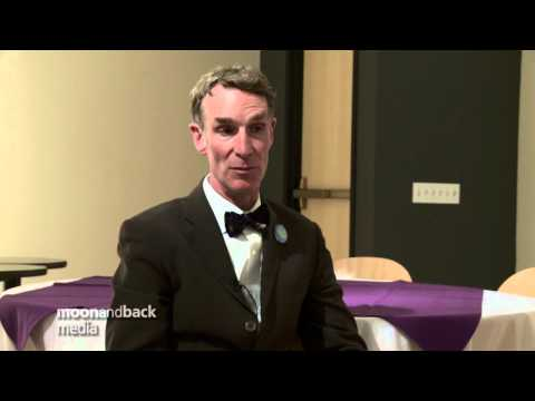 The People of NewSpace: Bill Nye - The Planetary Society
