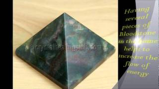 Bloodstone Meaning And Crystal Healing