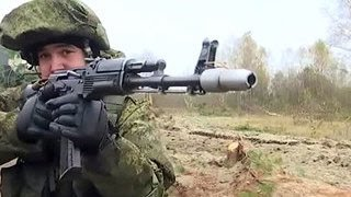 Под Брестом прошли совместные российско белорусские учения