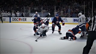 6/17/21  The Lightning With An Immediate Response Just As The Power Play Expires Makes It 2-1 Bolts