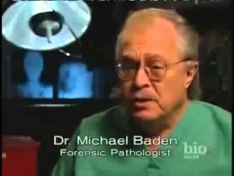 Dead Man Talking Autopsy 7 Michael Baden Chief Medical Examiner poster