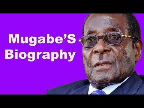 Biography of President Robert Mugabe, Net worth, Wife, Political Career