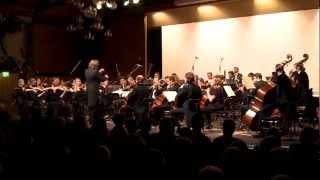 Beethoven, Symphony 7, Poco sostenuto - Vivace, 1st mvt