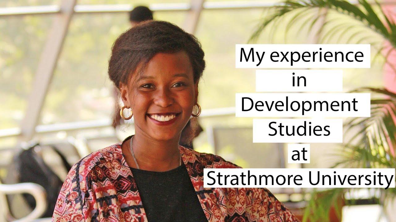 Studying BA Development Studies at Strathmore University