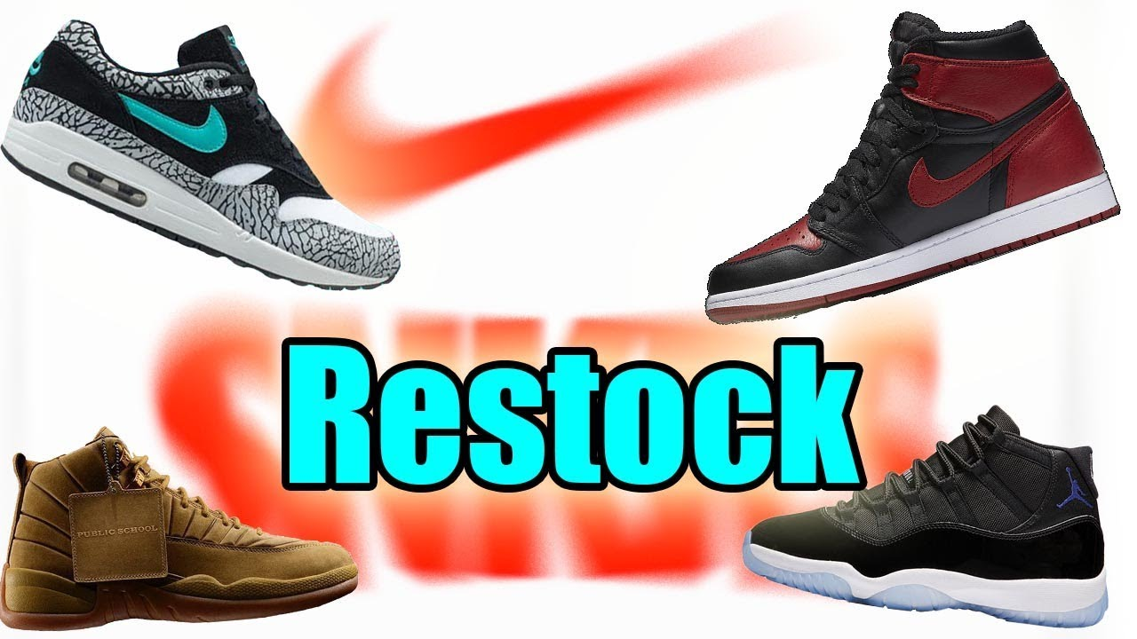 Huge RESTOCK On the NIKE SNKRS APP ! BANNED 1s c11db72bb