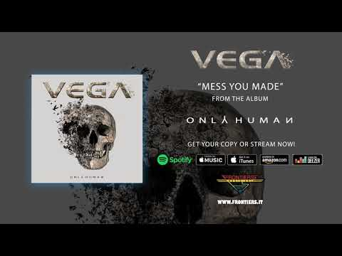 "Vega - ""Mess You Made"" (Official Audio) #RockAintDead"