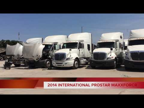 2014 International Prostar Maxxforce