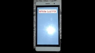Smart S25 MT6572 Nand White Lcd Display Problem Fix Flash File Firmware