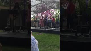 2018 Faro Church  arvin ca día de Resurrección, faro kids ( A tus pies )