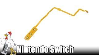 Guía del Nintendo Switch: Cambiar pulsadores laterales