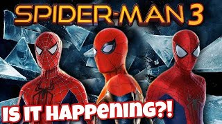 Sony Responds To Tobey Maguire & Andrew Garfield Casting in Spider-Man 3 (2021)