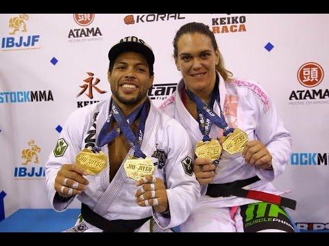 ANDRE GALVAO *IBJJF 2015 European Championships* BJJ Highlight [HELLO JAPAN]