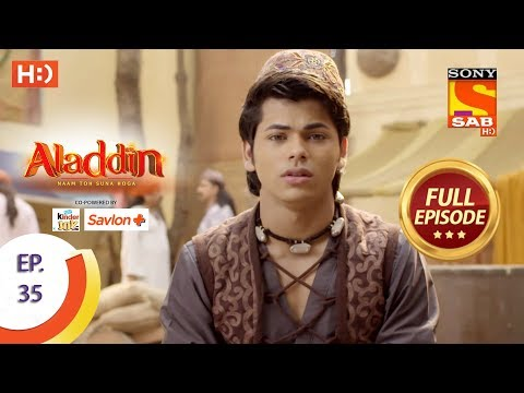 Aladdin - Ep 35 - Full Episode - 8th October, 2018