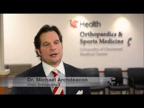February 7, 2016: UC Health unveils sports med center