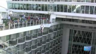 Onboard Oasis of the Seas - Part 1
