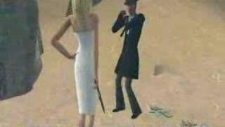 Fergie feat. Ludacris - Glamorous Sims