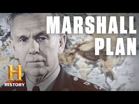 What Was the Marshall Plan?   History