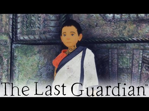 The Last Guardian - Making My Escape (2)