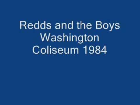 Redds and the Boys Washington Coliseum 1984