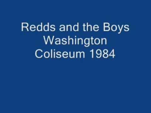 Redds and the Boys Washington Coliseum 1984