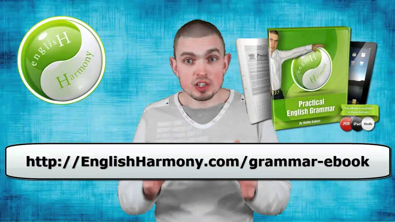 A Practical English Grammar Ebook