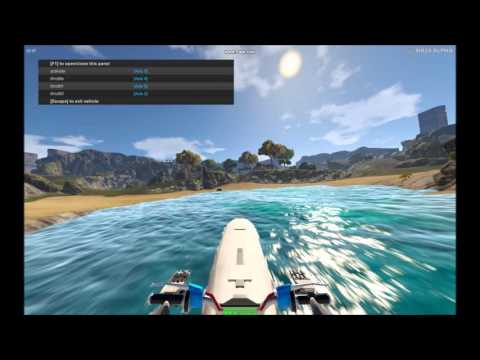 Homebrew - Vehicle Sandbox - Hydrocycle MkII