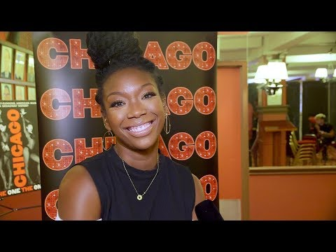 Brandy Is Ready to Take Her Second Spin Around Chicago