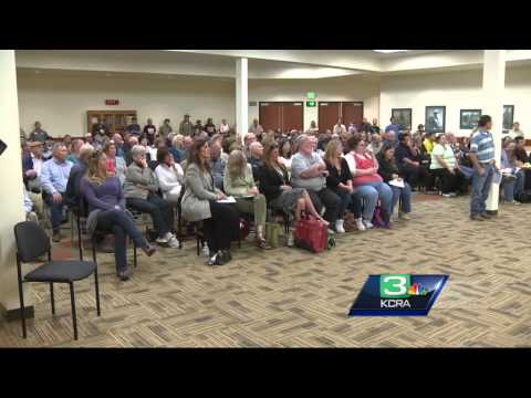 Proposed pot crackdown in Yuba County draws people to meeting
