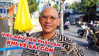 Food For Food #605: Về Saigon điều mà Color Man làm là gì ?