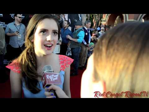 Laura Marano at the World Premiere of The Lone Ranger @lauramarano