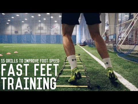 15 Fast Footwork Exercises | Increase Your Foot Speed With T
