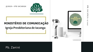CULTO AO NOSSO DEUS 29/03/2020