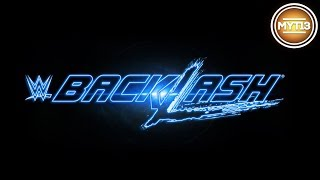 WWE 2K18 - Universe Mode - Backlash