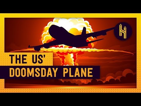 The US Government's $350 Million Doomsday Plane