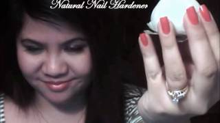 Natural Nail Hardener Treatment