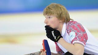 Керлингисты сборной России обыграли Италию в матче чемпионата мира