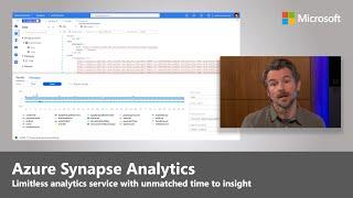 Azure Synapse Analytics - Next-gen Azure SQL Data Warehouse