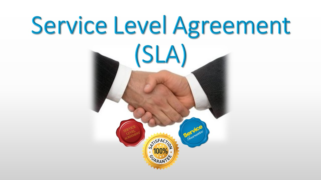 business service level agreement
