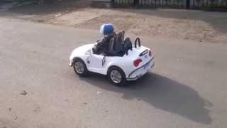 видео: Плавный пуск детского электромобиля