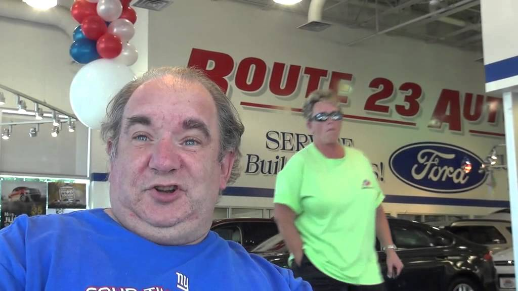 Route 23 Automall >> Route 23 Automall Butler N J John Busseno Ticket Giveaway Winner