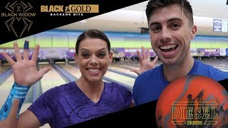 Black Widow Black & Gold and Diesel Torque Review w/ Shannon O\'Keefe