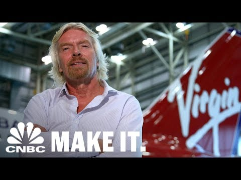Virgin Group's Richard Branson: This Is The Most Important Skill To Be Successful | CNBC Make It.
